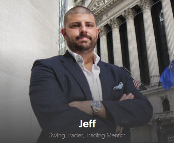 Jeff Foster a lead options trader and mentor at warrior trading